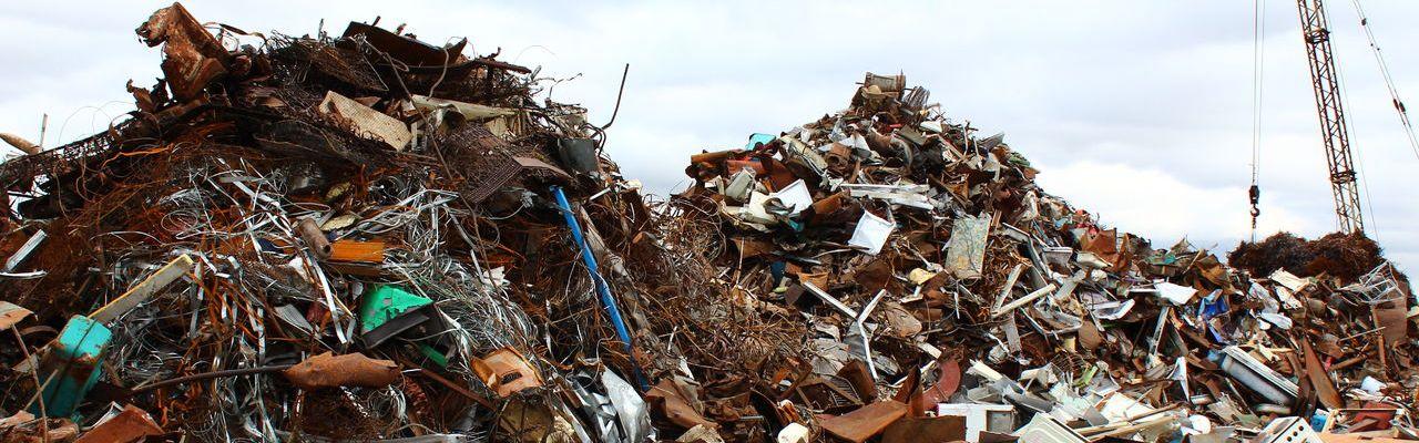 ФОТО: Несортированный вторчермет для переработки (Санкт-Петербург)
