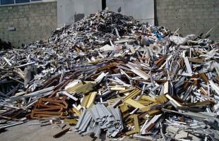 Прием металлических отходов