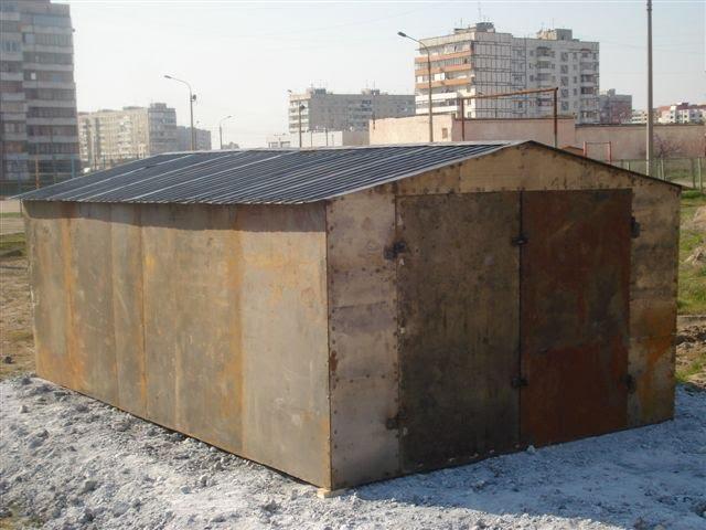 Куплю гаражи на металлолом как построить теплый гараж