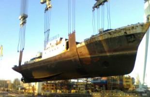 Сдать судно на металлолом